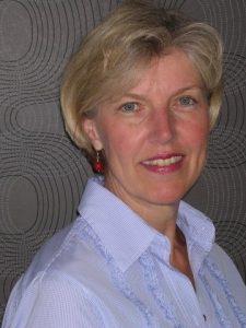 Porträttbild av Inger Wårdh