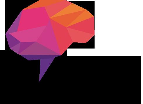 Logotyp för projektet Hjärna Tillsammans